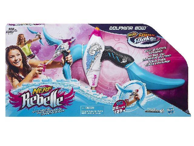 Nerf-Blaster cu apa,Rebelle,Dolphina bow