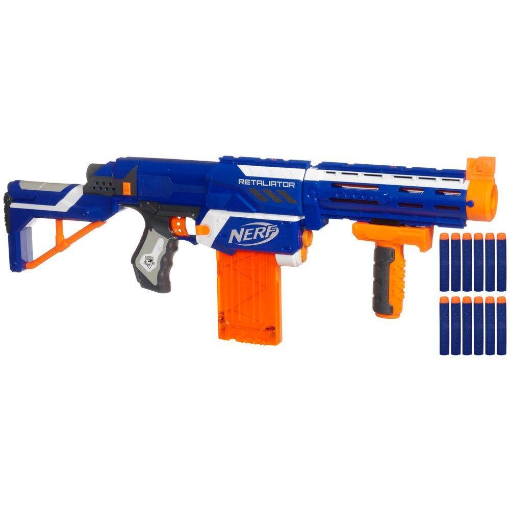 Nerf-Blaster Nstrike Elite Retaliator