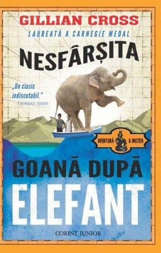 NESFARSITA GOANA DUPA ELEFANT