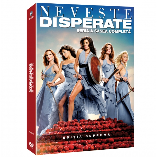 NEVESTE DISPERATE - DESPERATE HOUSEWIVES SEASON 6