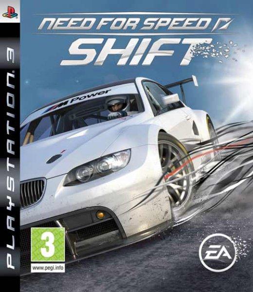 NFS SHIFT PS3