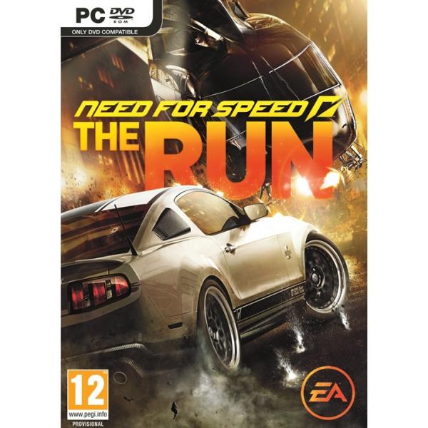 NFS: THE RUN - PC