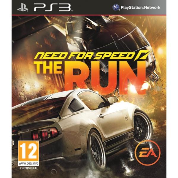 NFS: THE RUN - PS3