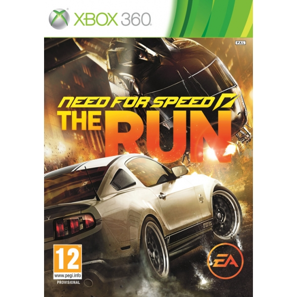 NFS: THE RUN - XBOX360
