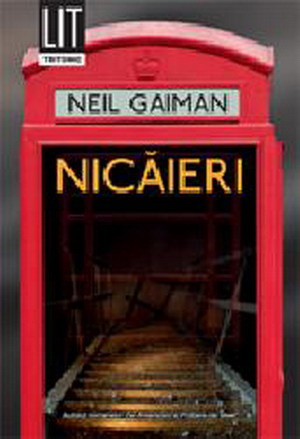 Nicaieri - Neil Gaiman