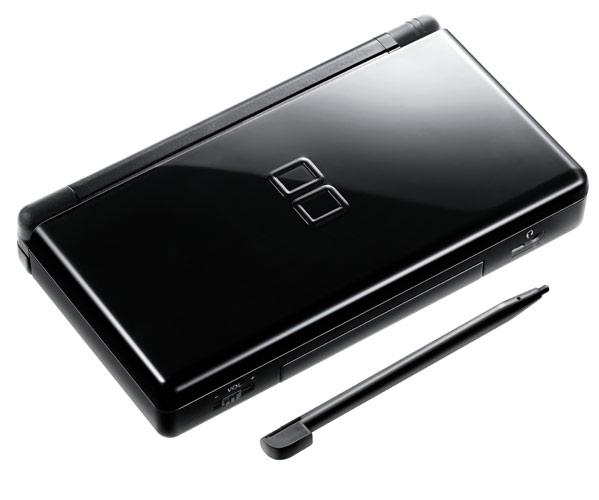 NINTENDO DS LITE BLACK DS