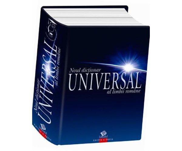 Noul dictionar universal al limbii romane, Editie de lux, Autor colectiv