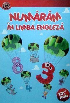 Numaram in limba engleza - Constantin Olaru