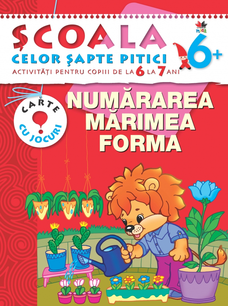NUMARAREA. MARIME. FORMA 6-7 ANI EDITIA 2