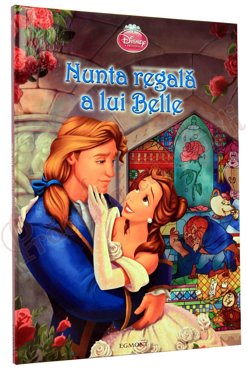 DISNEY PRINCESS - NUNTA REGALA A LUI BELLE