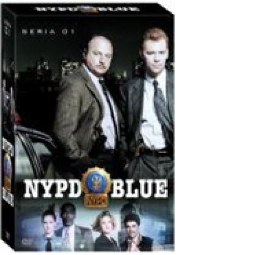 NYPD BLUE - SERIA 1 (6 NYPD BLUE - SEASON 1 (6
