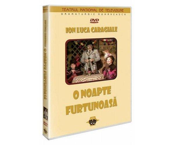 O NOAPTE FURTUNOASA (1879) - DVD