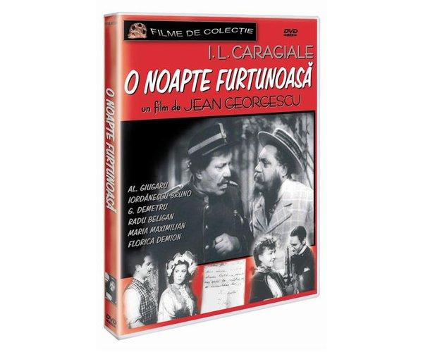O NOAPTE  FURTUNOASA (1943) - FILME DE COLEC