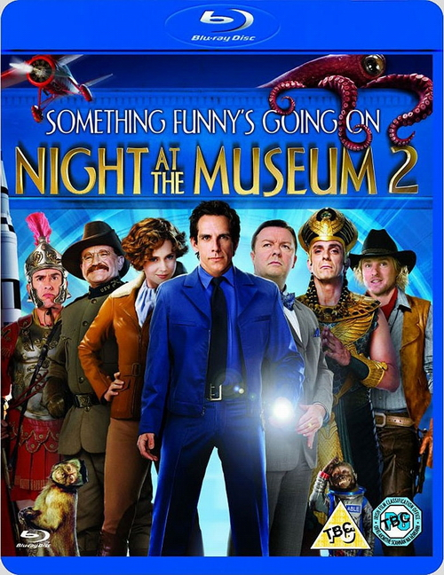 O NOAPTE LA MUZEU 2 (BR NIGHT AT THE MUSEUM 2 (