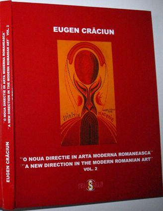O NOUA DIRECTIE IN ARTA MODERNA ROMANEASCA VOLUMUL 2