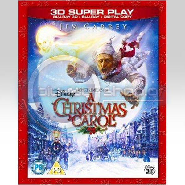 O POVESTE DE CRACIUN 3D A CHRISTMAS CAROL 3D (B