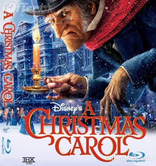 O POVESTE DE CRACIUN (B A CHRISTMAS CAROL (BR)