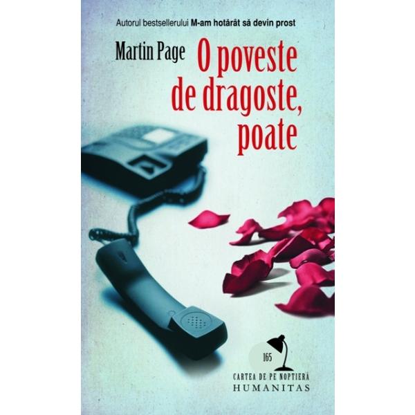 O POVESTE DE DRAGOSTE, POATE