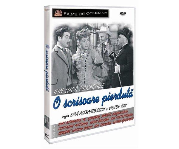 O SCRISOARE PIERDUTA (1953) - FILME DE COLEC