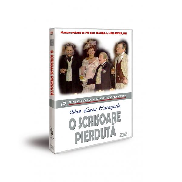 O SCRISOARE PIERDUTA (1982) - TEATRU TV