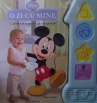 DISNEY BABY – O ZI CU MINE (CARTE CU SUNETE SI SUPRIZE)