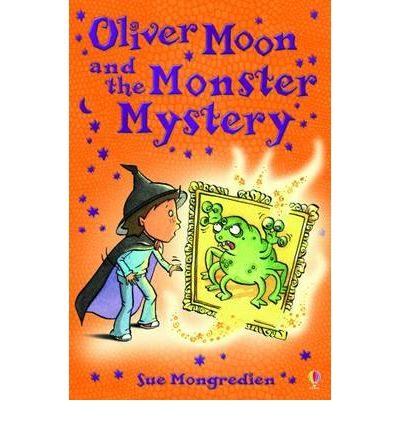 OLIVER MOON AND THE MONSTER MYSTERY
