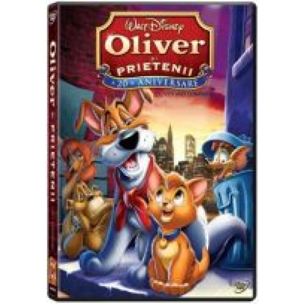 OLIVER SI PRIETENII OLIVER AND COMPANY 20TH