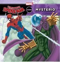 Omul-paianjen si Mysterio