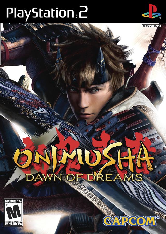 ONIMUSHA 3 & ONIMUSHA D PS2