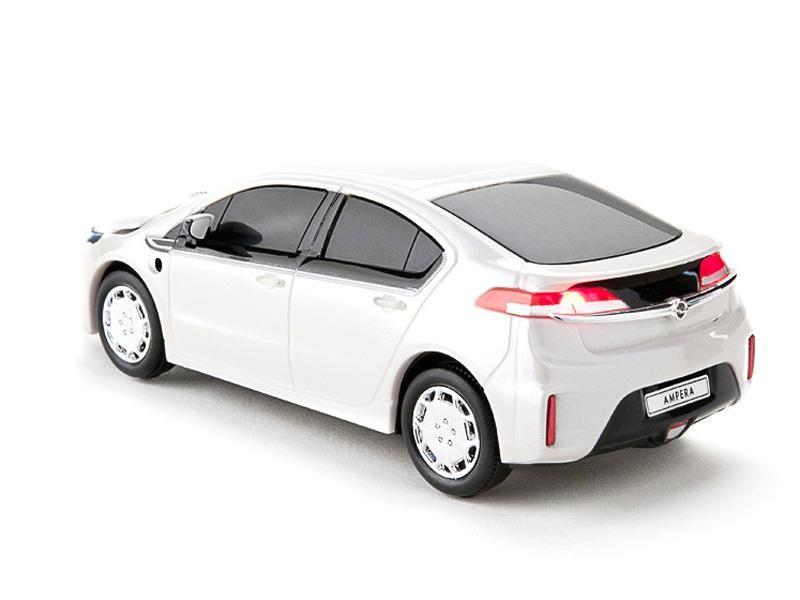 "Mouse wireless Opel ""Ampera"",alb"