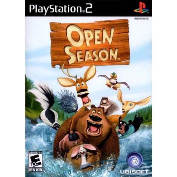 OPEN SEASON PS2
