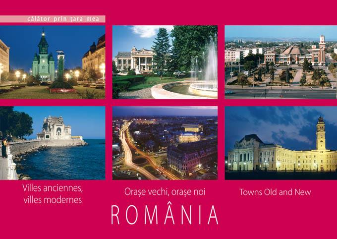 Orase vechi, orase noi - Florin Andreescu