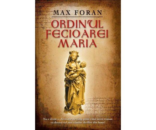 ORDINUL FECIOAREI MARIA .