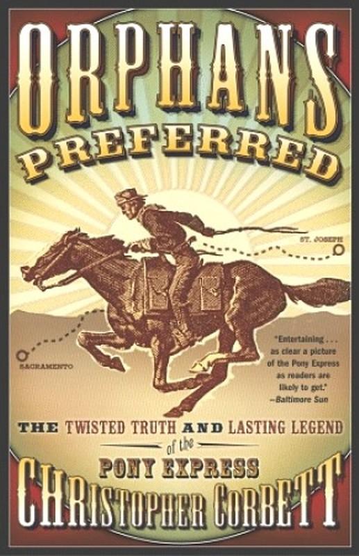Orphans preferred - Cristopher Corbett