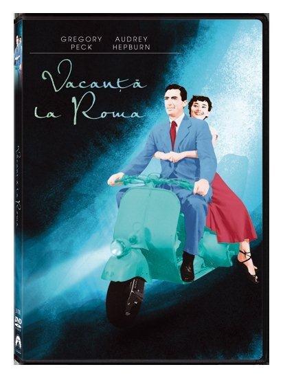 O VACANTA LA ROMA ROMAN HOLIDAY