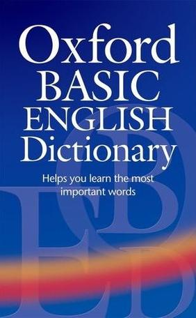 OXFORD BASIC ENGLISH DICTIONARY 3RD EDITION