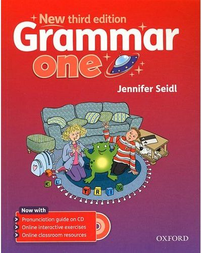 OXFORD GRAMMAR ONE: STUDENT'S BOOK & AUDIO CD