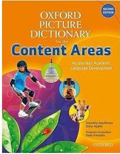 OXFORD PICTURE DICTIONARY FOR THE CONTENT AREAS 2ND EDITION