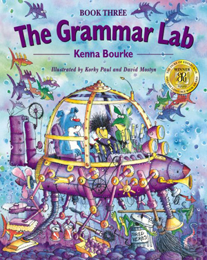 OXFORD THE GRAMMAR LAB BOOK THREE: STUDENT\'S BOOK