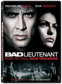 PACATELE UNUI POLITIST: THE BAD LIEUTENANT: POR