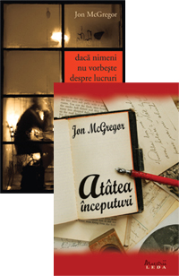 Pachet De Autor: Jon Mcgregor (1-1 Gratis), Mcgregor Jon