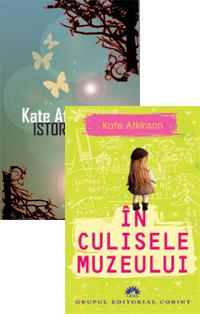 Pachet de autor: Kate Atkinson (1+1 gratis)