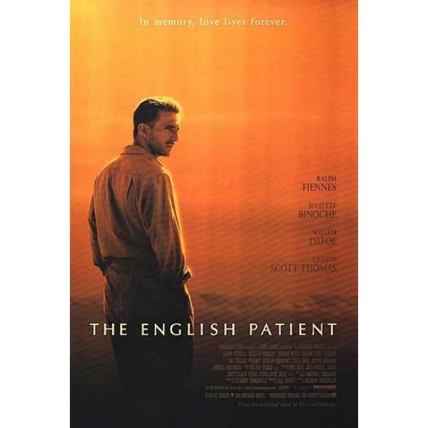 PACIENTUL ENGLEZ ENGLISH PATIENT