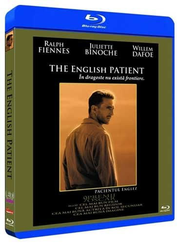 PACIENTUL ENGLEZ-THE ENGLISH PATIENT