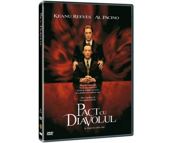 PACT CU DIAVOLUL THE DEVILS ADVOCATE