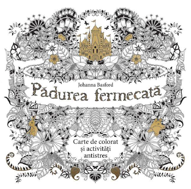 PADUREA FERMECATA. CARTE DE...