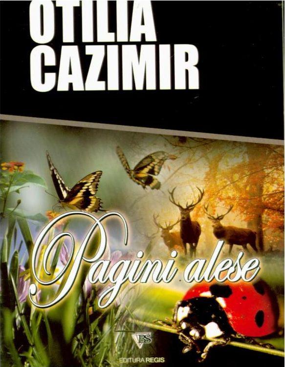 PAGINI ALESE  OTILIA CAZIMIR