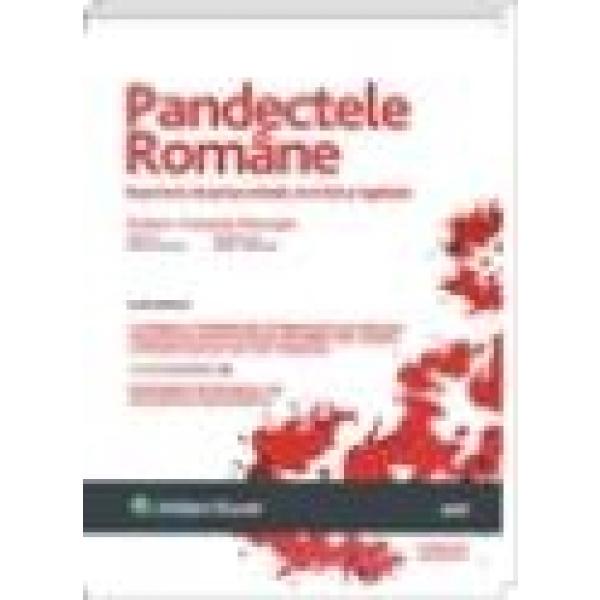 Pandectele Romane Nr. 8 /2009, ***