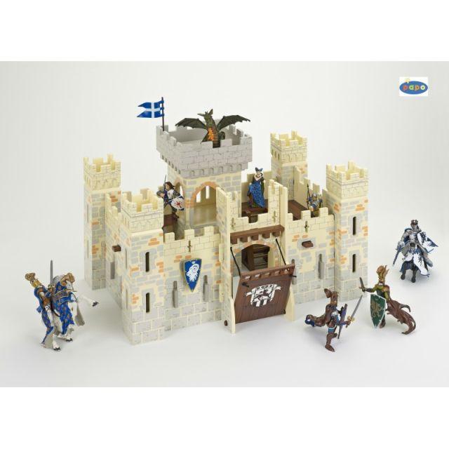 Papo,castelul cavalerilor