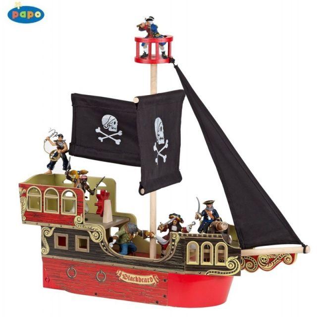Papo,corabia piratilor